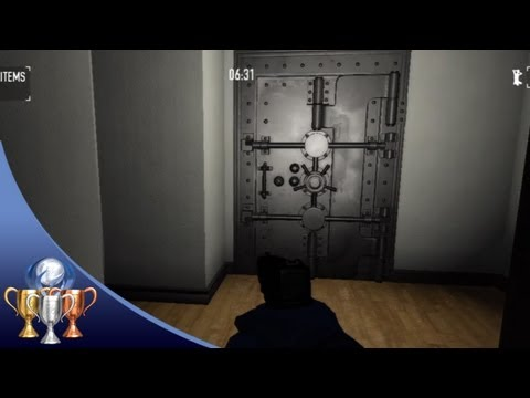 Payday 2 – I Wasn\'t Even There – Trophy/Achievement [Solo] Framing ...