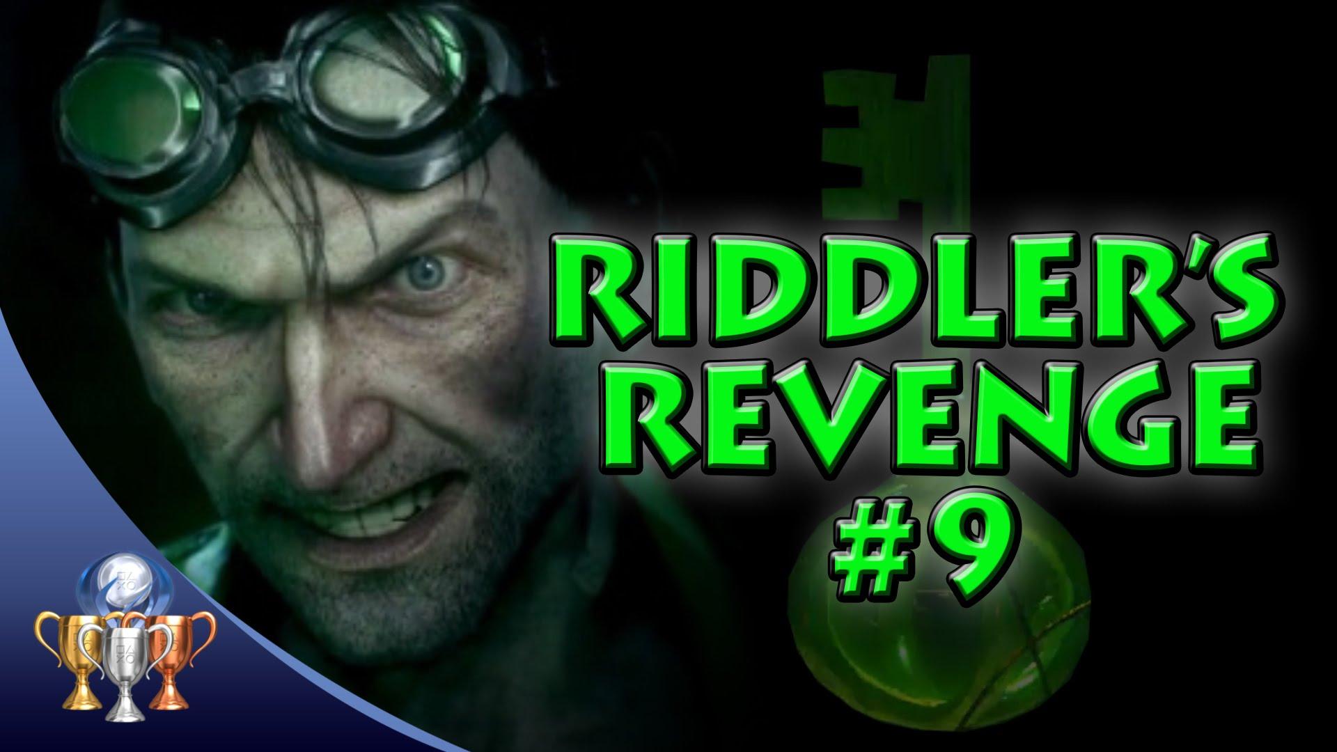 Arkham Knight Riddler Casino