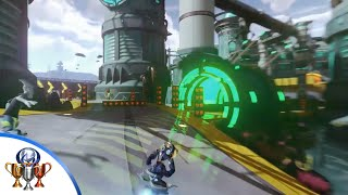 Ratchet Clank Ps4 Kalebo Thunder Complete The Hoverboard Gold