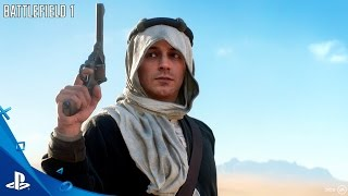 battlefield 1 official single player trailer ps4 ps4trophies gaming