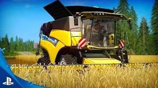 how to turn on hazards farming simulator 17 ps4