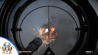 Call of duty ww2 ack ack trophy shoot down all planes for Cobra mission