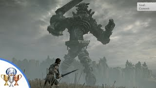 Shadow Of The Colossus PS4 Remake 3 Gaius RESIST THE WRIST Sword Jumping Wristguard PS4Trophies Gaming
