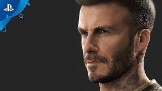 Pro Evolution Soccer 2019 – David Beckham Edition Trailer PS4